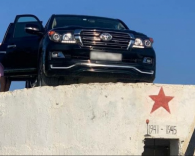 Полиция Севастополя займется туристами, которые разъезжали по крыше дота