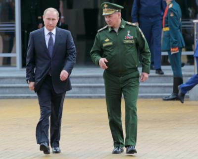 Владимир Путин рассказал о том, какой флот нужен России