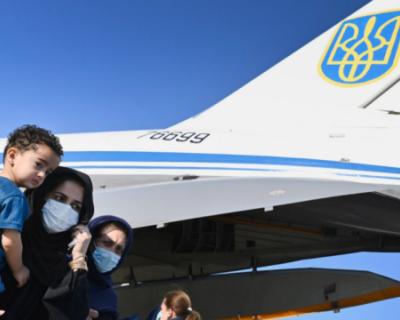 Неизвестные угнали украинский самолет в Кабуле