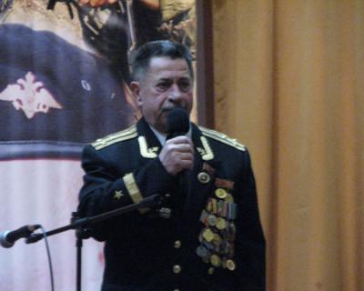 Праздничные мероприятия ко Дню Защитника Отечества. Морская пехота В/Ч 13140