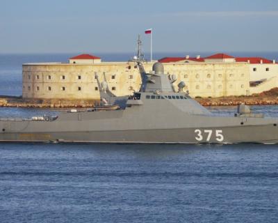ЧФ РФ пополнится новыми кораблями