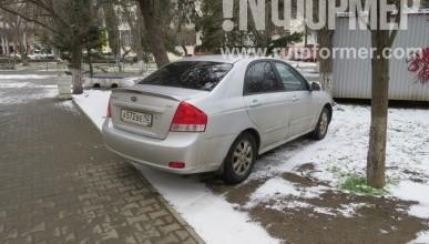 Очередная подборка фото на тему: «Я паркуюсь как...»