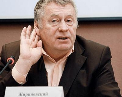 Жириновский обзывается: самые известные оскорбления политика (видео)