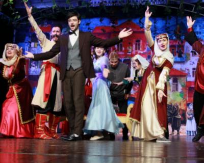 Фестиваль  «Крымская театральная осень» приглашает театралов на спектакли