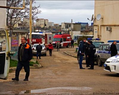 Молния! Провокация в Севастополе