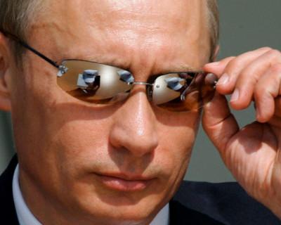 Владимир Путин стал самым влиятельным политическим лидером по версии журнала Time