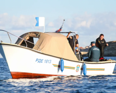 В Севастополе уничтожили четыре глубинные бомбы, найденные на морском дне