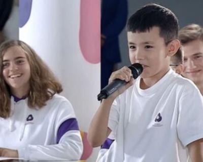 В Кремле подписались на канал российского школьника
