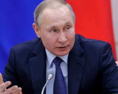 Владимир Путин рассказал о нулевом результате США