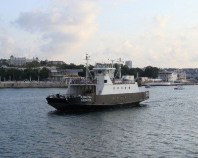 В морпорту Севастополя предупредили о перекрытии рейда