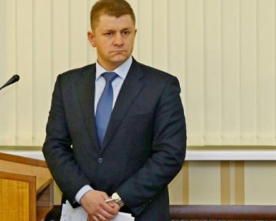 Глава Симферополя получил выговор и второе место работы