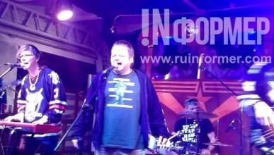 В субботу 31 января в ночном клубе «Станция М» состоялся концерт  рок-группы «Бахыт Компот»
