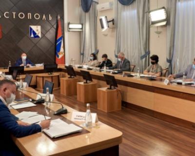 Последствия непогоды в Севастополе устраняются в штатном режиме