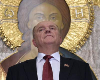 В РПЦ посоветовали Зюганову быть поосторожней в сравнениях