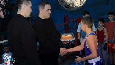 Праздник детского бокса в Севастополе