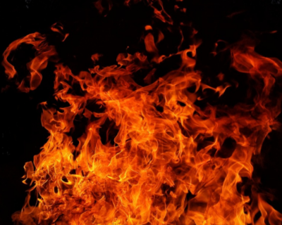 Подросток поджёг своего знакомого