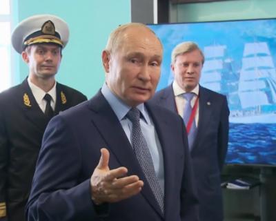 Владимир Путин рассказал о планах по развитию Дальнего Востока