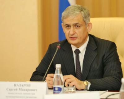 Заместитель главы Минэкономразвития провел рабочее совещание в Севастополе