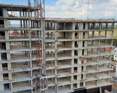 Доступные однокомнатные квартиры в Севастополе от «ИнтерСтрой» в ЖК «Ореховый»