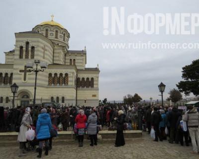 Крещение Господне в Севастополе