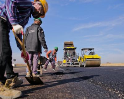 Строительная готовность объектов дорожного нацпроекта в Севастополе превысила 64%
