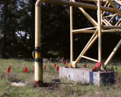 Террористы признались в повреждении газопровода в селе Перевальное (ВИДЕО)