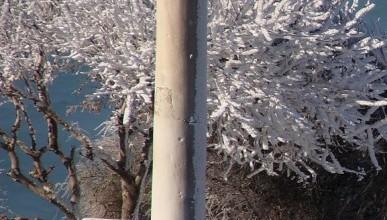 Херсонес в январе 2015-го