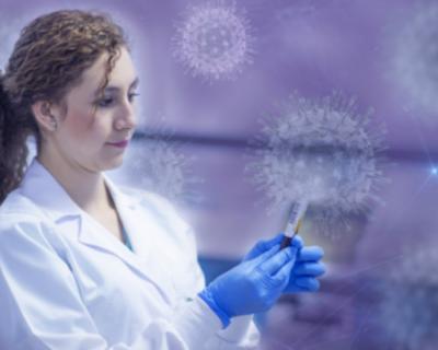 В России зарегистрирован 17 425 новый случай заражения коронавирусом