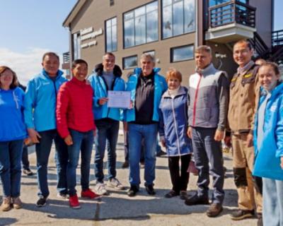 Севастопольские студенты приняли участие в уборке берегов Байкала