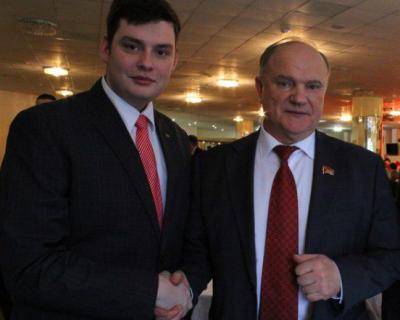 Зятя Геннадия Зюганова подозревают в даче взятки чиновнику мэрии Москвы