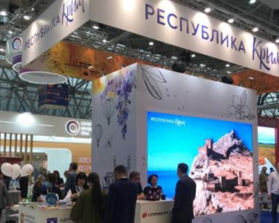 Крым презентует на форуме в Москве возможности круглогодичного отдыха в регионе