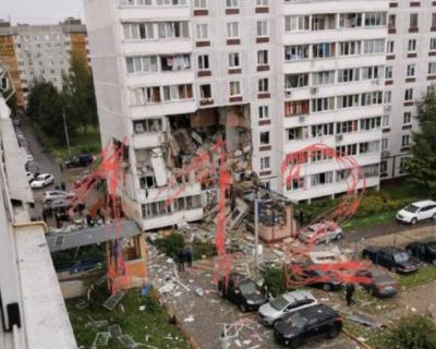 Два человека погибли во время взрыва в жилом доме в Ногинске