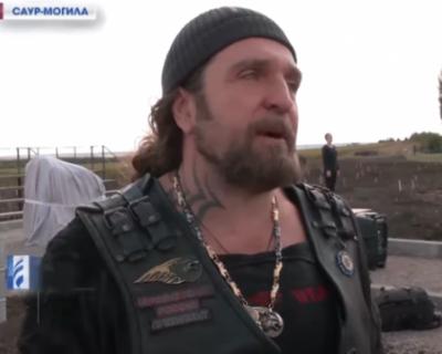 Александр Хирург: «Мы сумели спасти Крым, мы помогаем Донбассу» (ВИДЕО)
