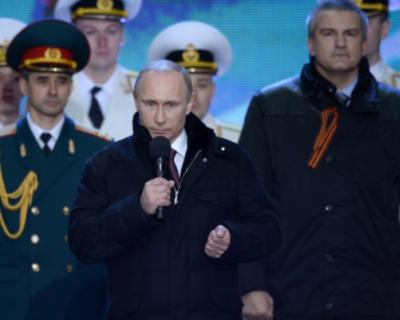 Сергей Аксенов рассказал, почему крымчане доверяют Владимиру Путину