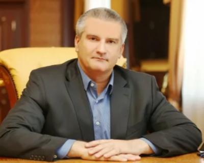 Более 70% крымчан доверяют Сергею Аксенову