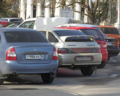Кто заполнил дороги Севастополя?