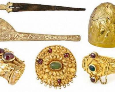 Сегодня в Амстердаме будет вынесено решение о судьбе «скифского золота» из крымской коллекции