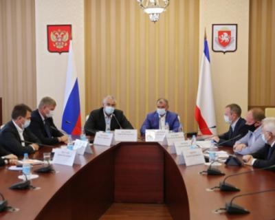 Депутаты Госдумы РФ от Крыма отчитались о своей работе в округах