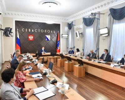 В Севастополе запретили незаконное строительство на улице Гавена