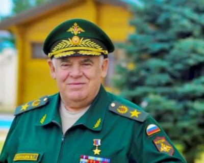 В Краснодаре умер генерал Виктор Казанцев