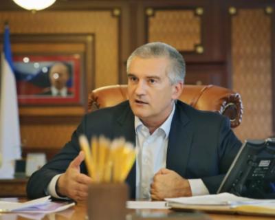 Сергей Аксенов  назвал место строительства нового города в Крыму