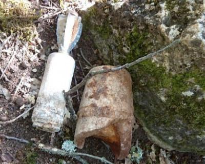 В окрестностях Севастополя нашли снаряды времен войны