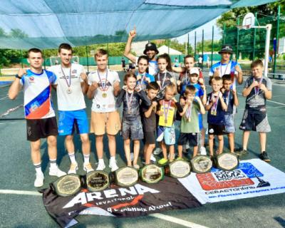 Севастопольские единоборцы отлично выступили на всероссийском турнире по грэпплингу