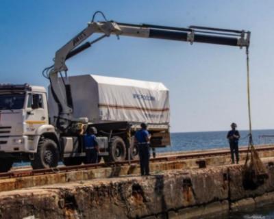 Специалисты МЧС продолжают работы по разминированию теплохода «Жан Жорес»