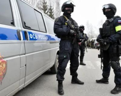 ФСБ установила связь экстремистов с украинскими спецслужбами