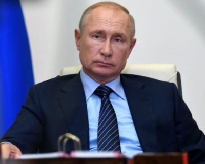 Владимир Путин заявил об эпидемии коронавируса в своем окружении