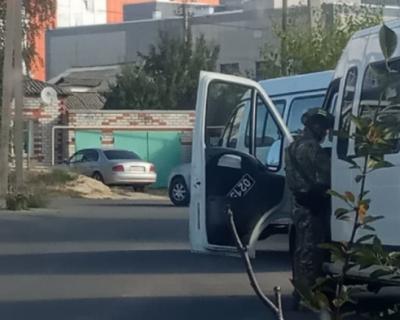 Спецназ ФСБ стянут в Воронежскую область (ВИДЕО)