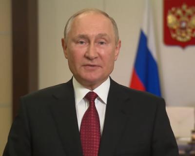 Владимир Путин призвал россиян принять участие в выборах депутатов Госдумы (ВИДЕО)