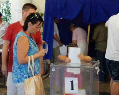 Выборы в Севастополе 14 сентября 2014 г