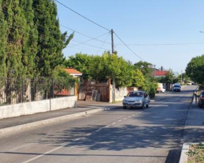 Губернатор Севастополя доволен качеством  ремонта дороги на улице Галины Петровой